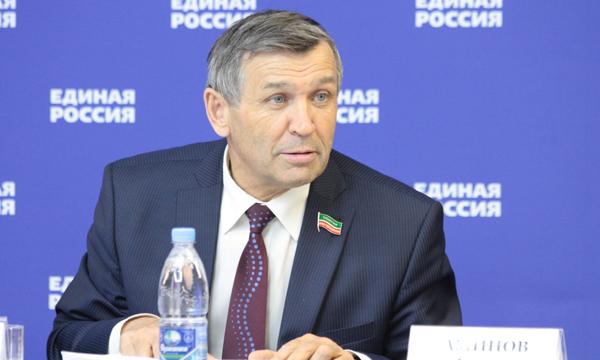 Ильдус Самитов назначено и.о. директора Казанского порохового завода