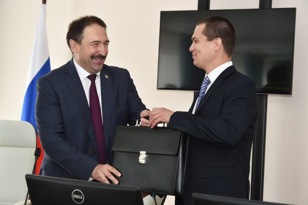 Новым министром юстицииРТ стал Рустем Загидуллин