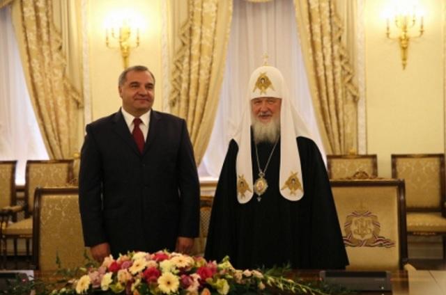 МЧС иРПЦ договорятся осотрудничестве