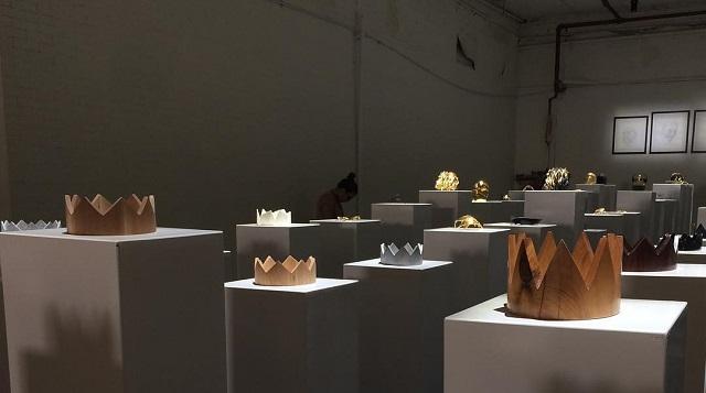 Посетительница галереи вЛос-Анджелесе разбила экспонаты на 200 000 долларов