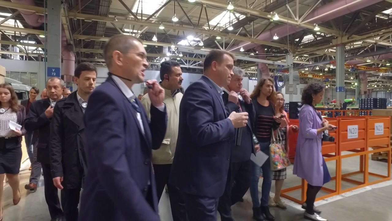 Татарстано-турецкий деловой форум в Челнах