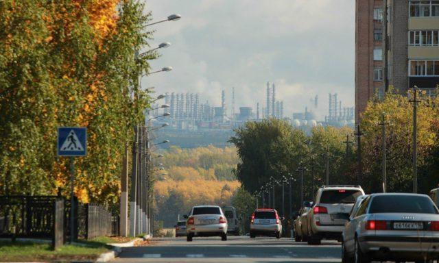 Волгоград иВолжский— на«дне» экологического рейтинга