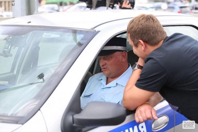 ГИБДД вТатарстане начинает «охоту» на нетрезвых водителей