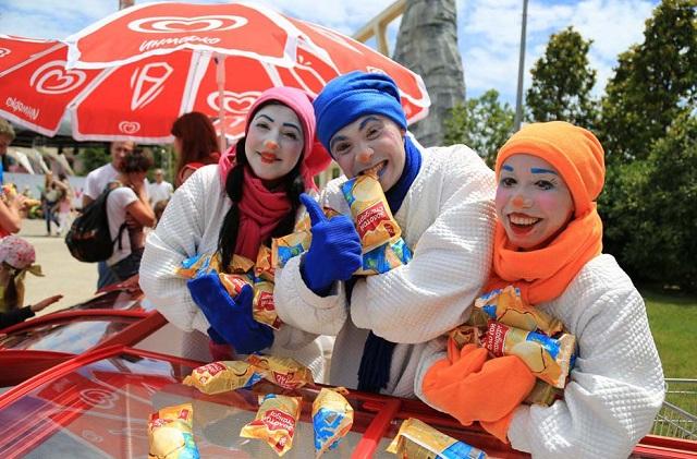 «День мороженого» вказанском парке «Кырлай» перенесен на22июля