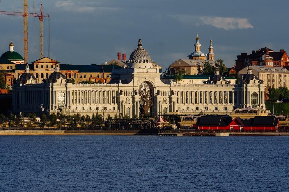 Вцентре Казани появится «авиагоночный» парк Red Bull Air Race