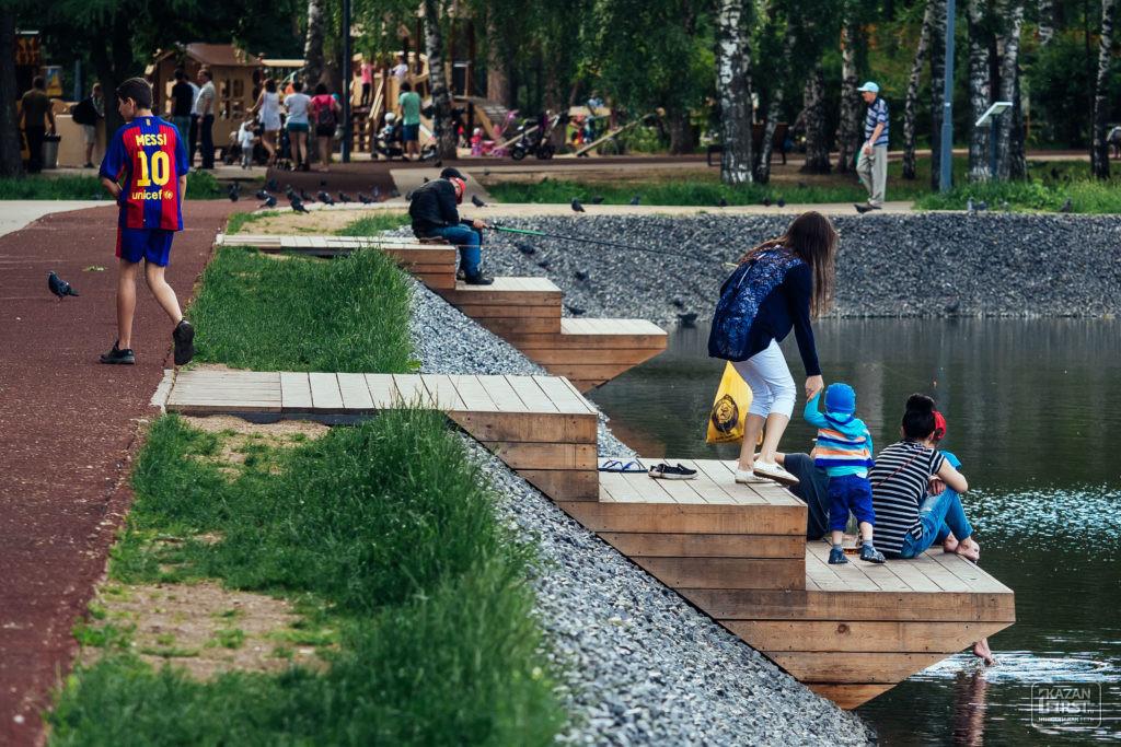 Надолжности парк-менеджеров вКазани заявились 130 человек