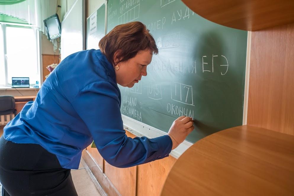 Учителя математики ирусского языка пройдут проверку знаний