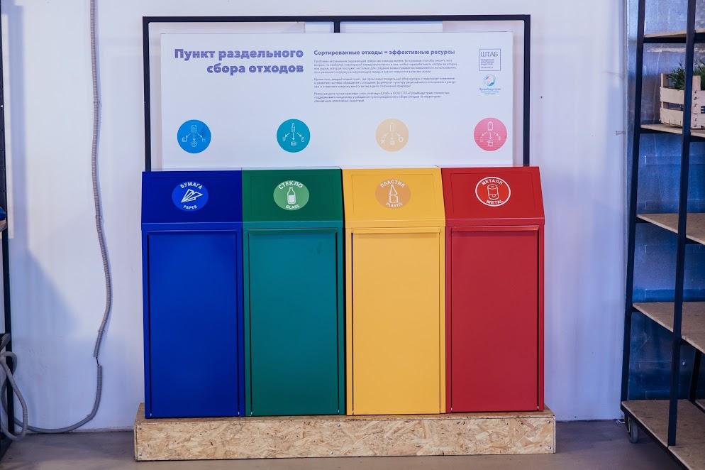 ВТатарстане появится двухконтейнерная система сбора мусора