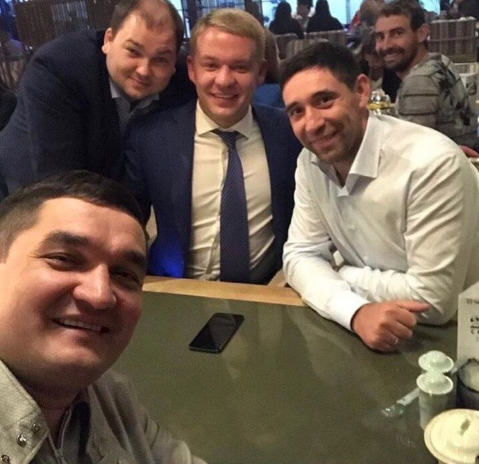 Данис Зарипов возвращается в«АкБарс»