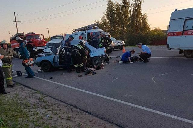 У водителя «Пежо» - участника ДТП с шестью погибшими в Щетинке не было прав