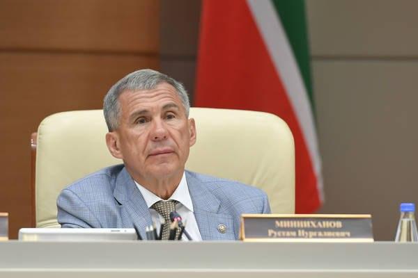 Минниханов: основная цель натекущий момент - обеспечить поступления вбюджет