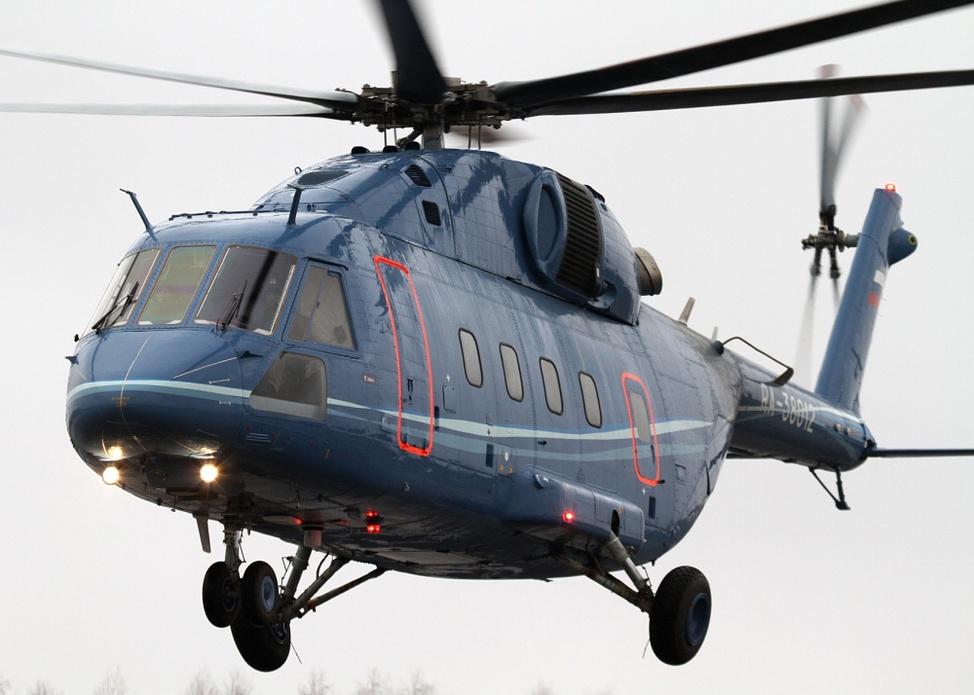 Холдинг «Вертолеты России» пополнит ряды воздушной техники новейшими Ми-38