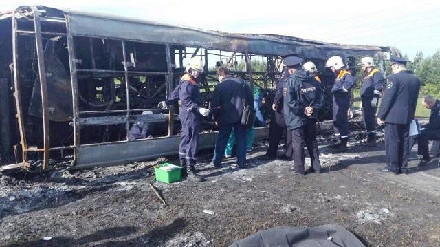 ВДТП савтобусом иКамазом вТатарстане погибли граждане Удмуртии