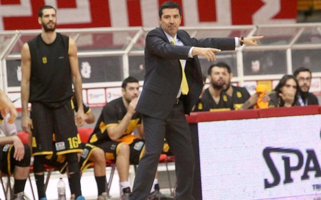 БКУНИКС возглавил лучший тренер Греции 2016 года
