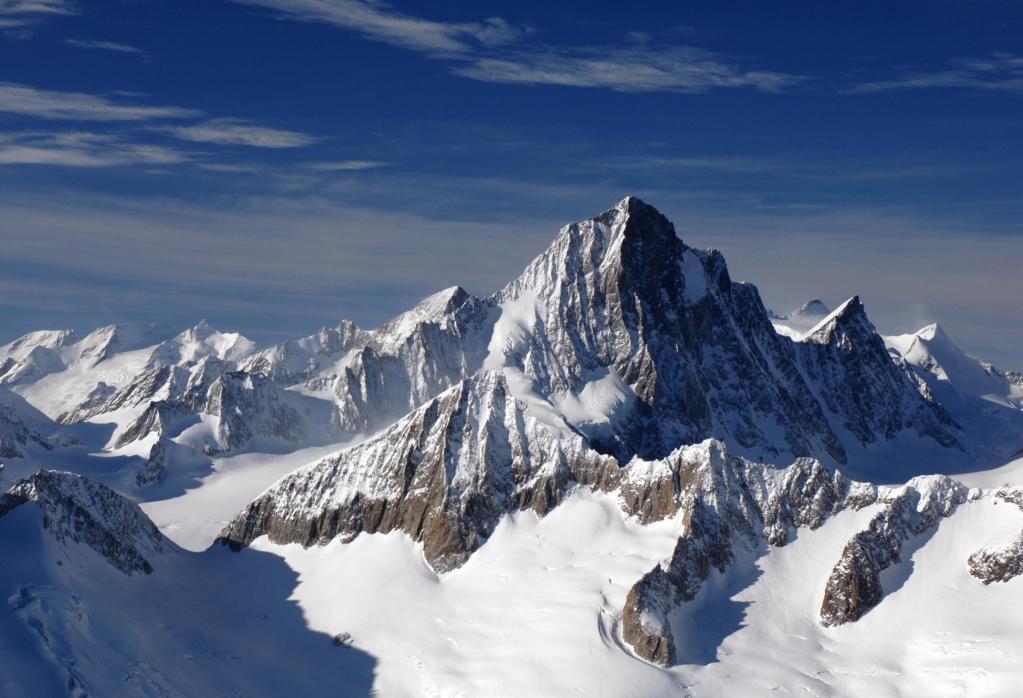 Втающих льдах Альп стали находить десятками тела давно пропавших людей