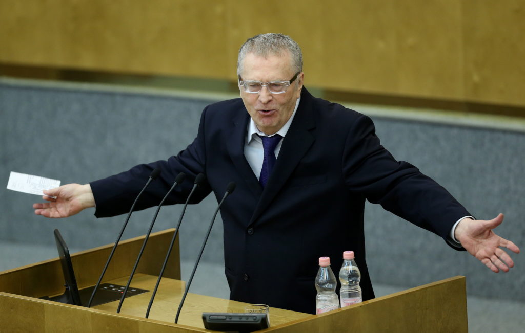 Президентские полномочия нужно ограничить одним сроком— Жириновский
