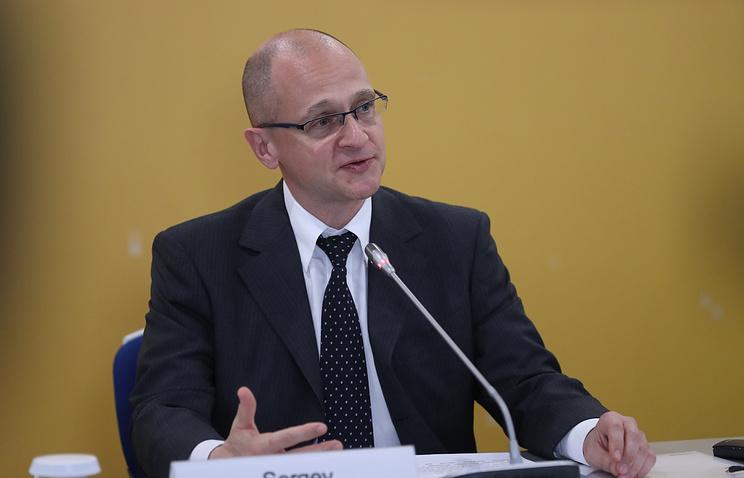 Кириенко высказался о контракте сТатарстаном