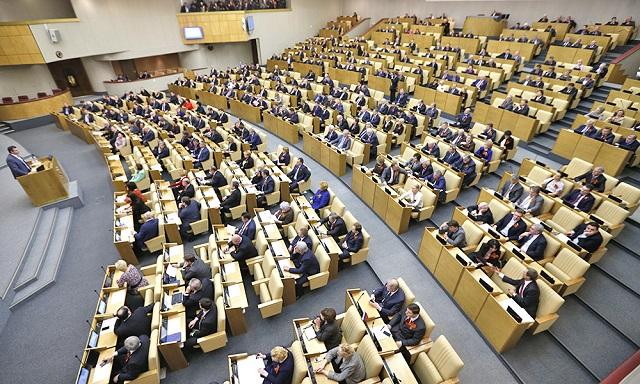 Работу 5-ти депутатов Государственной думы отТатарстана признали малоэффективной
