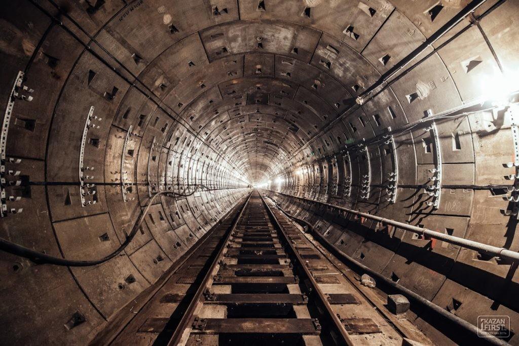 ВКазани продлят первую линию метро достанции «Азинская»