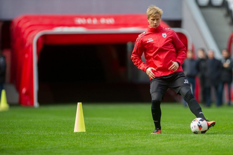 Защитника «Рубина» вызвали всборную Австрии наматчи отбораЧМ