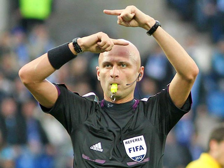 «Рубин» победил «Анжи» впремьер-лиге срезультатом 6:0