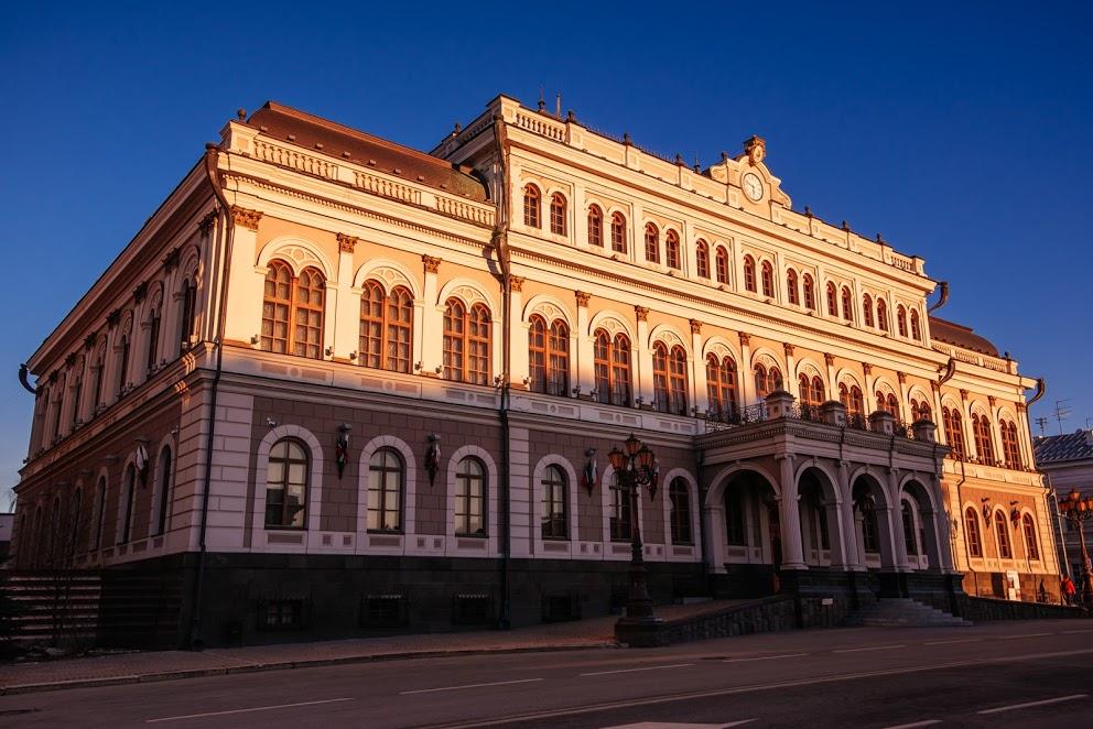 Неменее 55 млн руб. готовы потратить наремонт Казанской ратуши