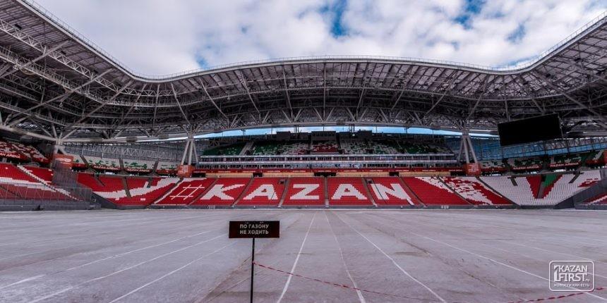 Наустановку Wi-Fi настадионе «Казань-Арена» истратят 26 млн руб.