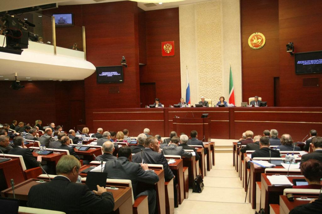 Народные избранники госсовета Татарстана выбрали семерых членов республиканской ЦИК