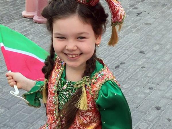 Диляра Ханзафарова