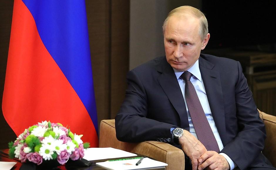Размещение авиабазыРФ вКанте объясняется выгодной географией— Путин