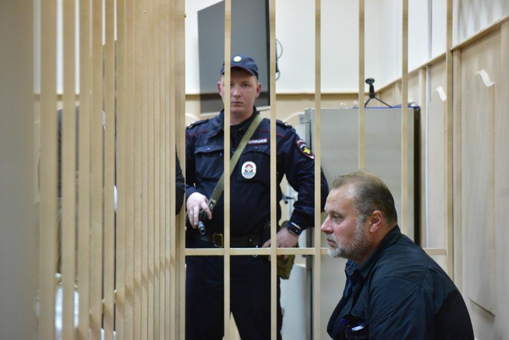 Суд арестовал предполагаемую пособницу замглавы ФСИН Коршунова