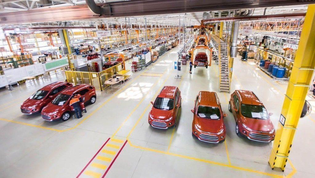 Форд трудоустроит неменее 700 татарстанцев назаводы в«Алабуге»