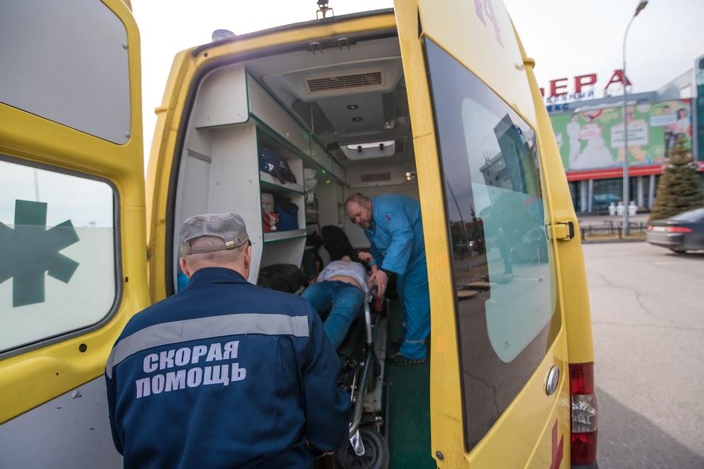 Подростковые разборки в столице России: 13-летнюю девочку избили всквере