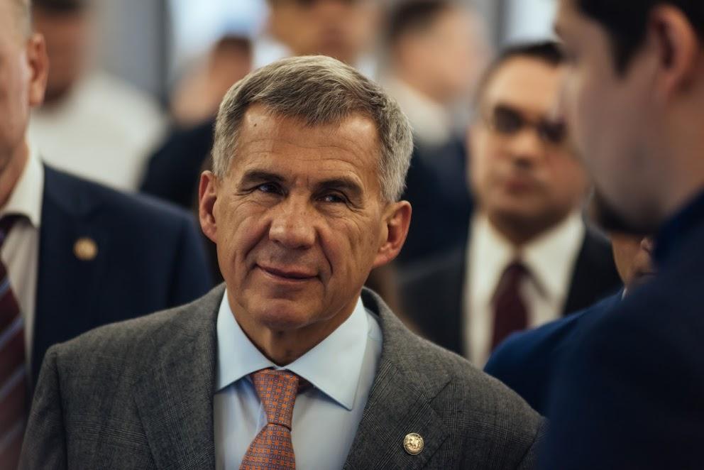 Рустам Минниханов выступит наделовом консилиуме вУзбекистане