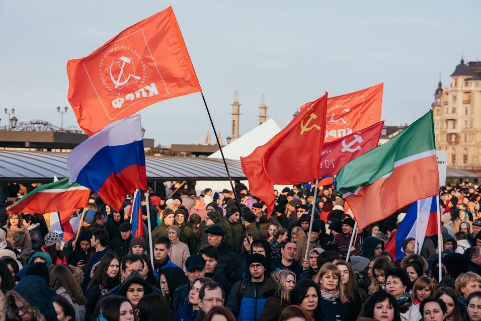 Исполком Казани согласовал митинг оплате задетсады около мусороперерабатывающего завода