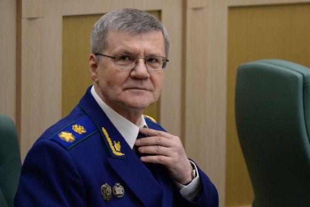 Генеральный прокурор Юрий Чайка сегодня прибудет Казань срабочим визитом