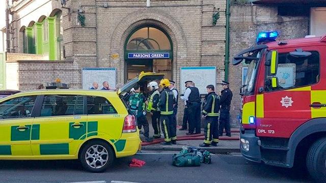 ИГИЛ взял насебя ответственность завзрыв вметро Лондона