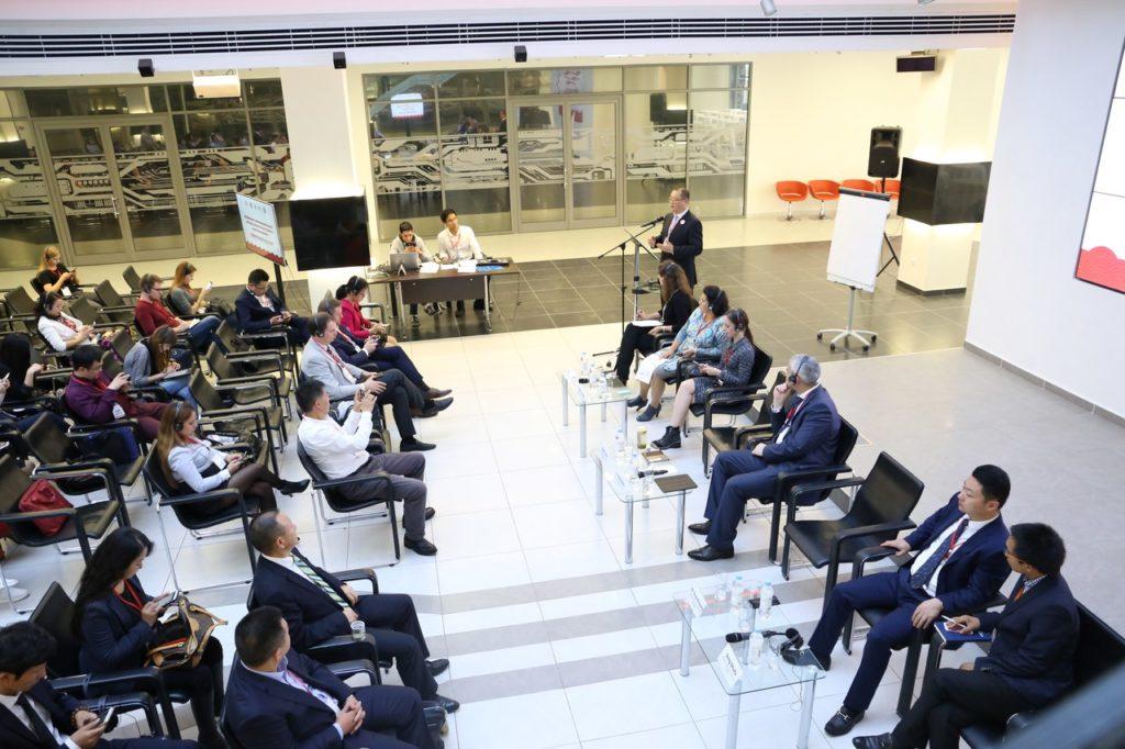 НаРоссийско-китайском съезде  молодых предпринимателей обсудят сотрудничество стран всфере образования