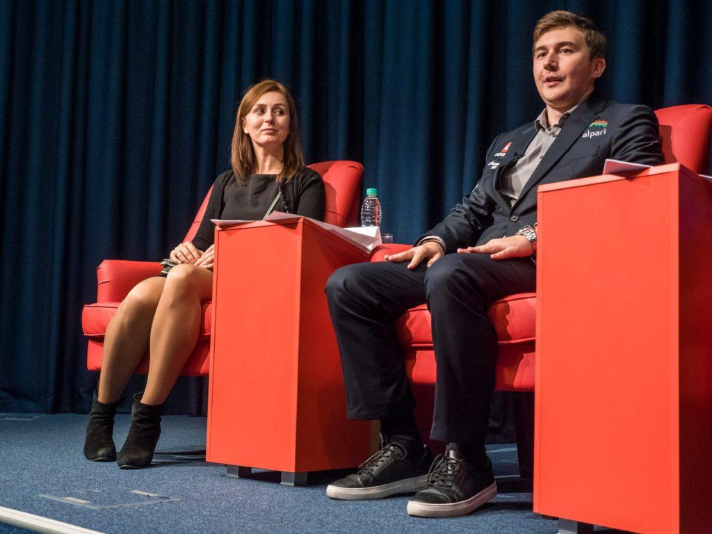 Сергей Карякин посетит казанскую спецшколу идаст пресс-конференцию вКФУ