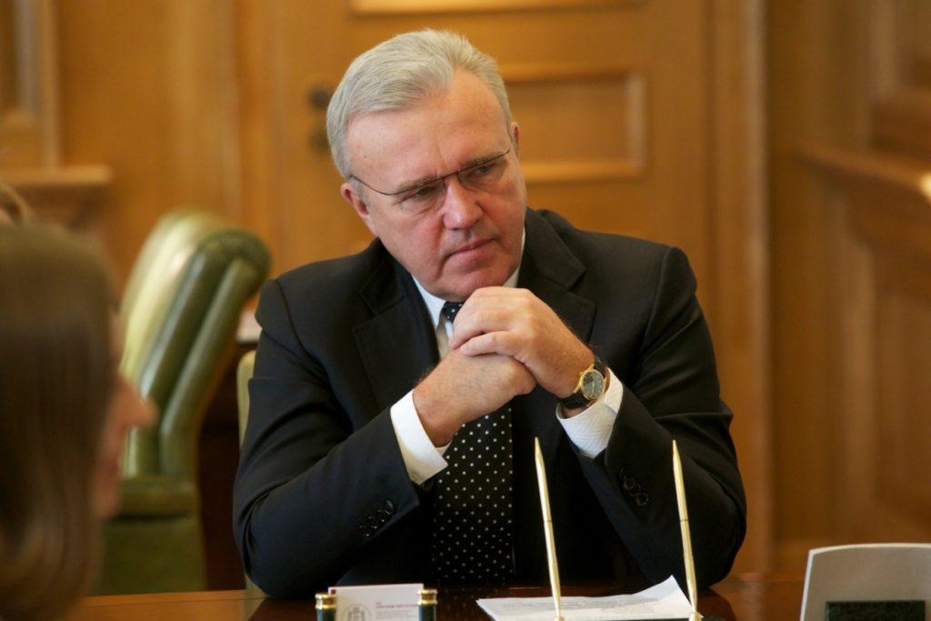 Врио губернатора Красноярского края назначен Александр Усс