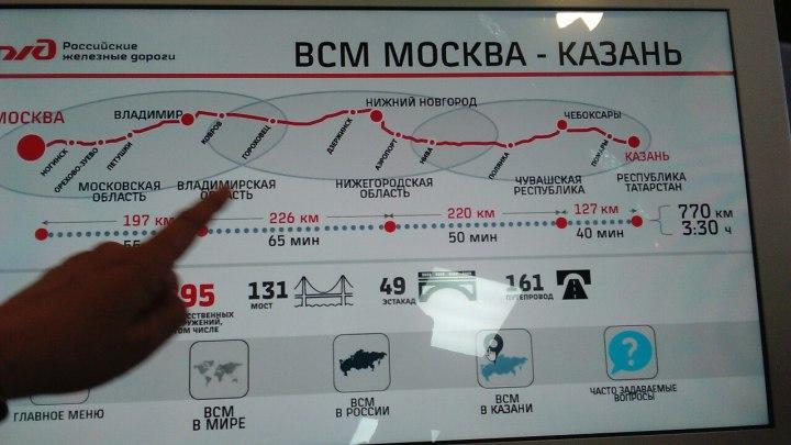 Скоростная дорога доКазани может притормозить воВладимире