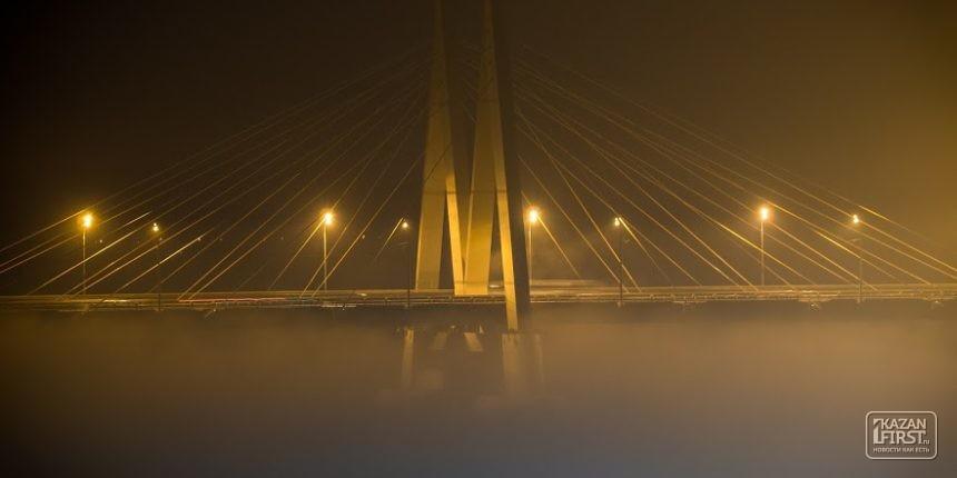 Ночью иднем 17октября Татарстан погрузится втуман