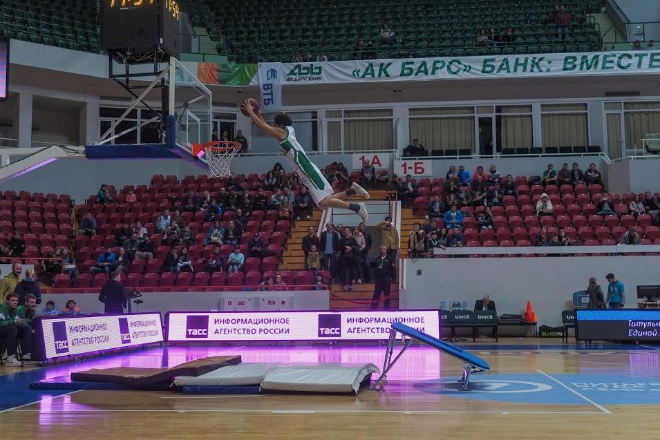 Оценочная комиссия FIBA посетитРФ для проверки готовности кКМ