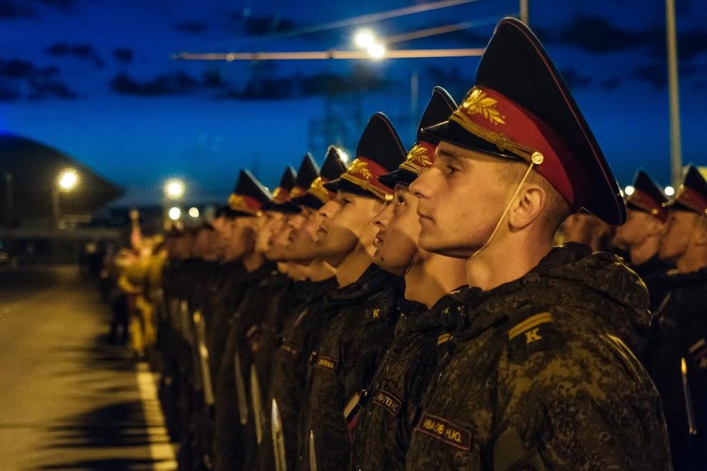 Осенью Татарстан отправит вармию 3,5 тысячи призывников