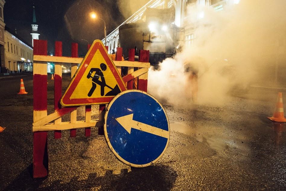 ВКазани частично закроют улицу Моторную