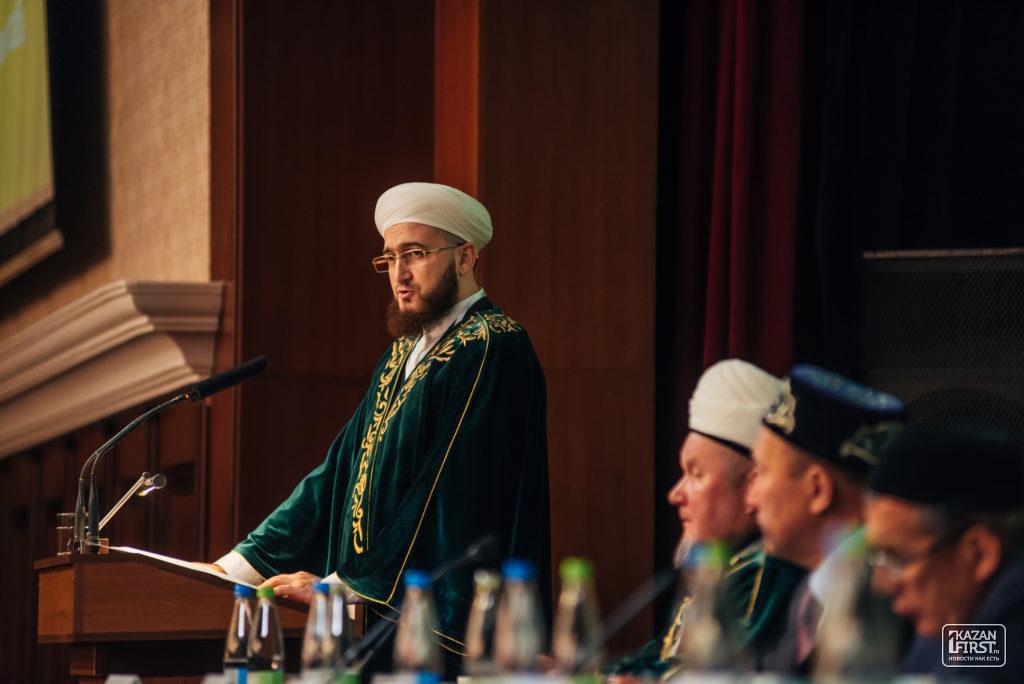 ДУМ Татарстана запустит учебную программу поизучению татарского языка вмечетях