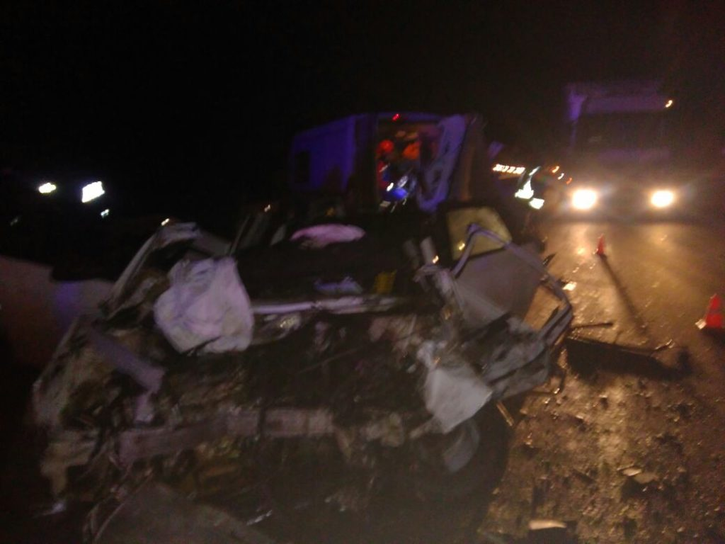 ВТатарстане вДТП савтовозом погибли два человека