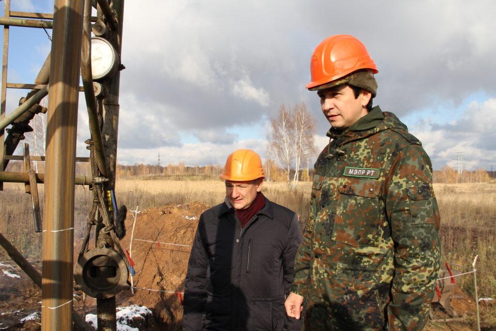 Вжилом микрорайоне М14 вКазани появится родниковая вода