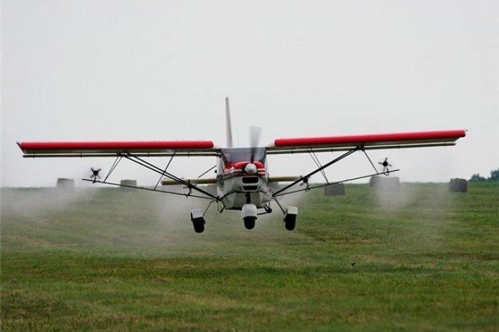 ВТатарстане будут собирать сельскохозяйственные самолеты Т-500