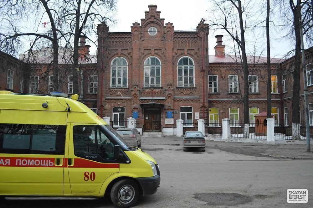 ВКазани шофёр легкового автомобиля насмерть сбил 81-летнюю пенсионерку